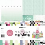 My Year, My Story Paper Pack