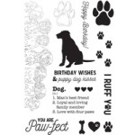 Pawfect - Dog Clear Stamps CS283