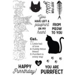 Pawfect - Cat Clear Stamps CS284