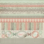 Rustic Harmony Sticker Sheet PS259
