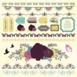 Botanical Odyssey Sticker Sheet