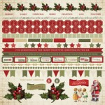 Yuletide Sticker Sheet
