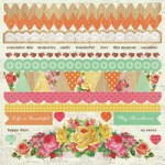 Tropical Punch Sticker Sheet