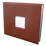 Brown 3 Ring Binder