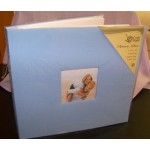 Blue Canvas 12x12 Album